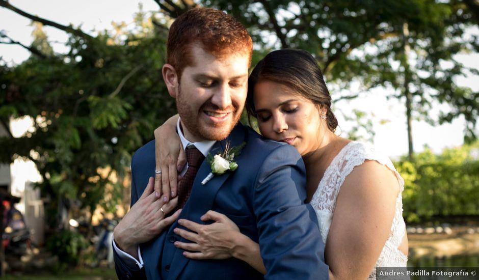 El matrimonio de Juan Pablo y Marta en Cali, Valle del Cauca