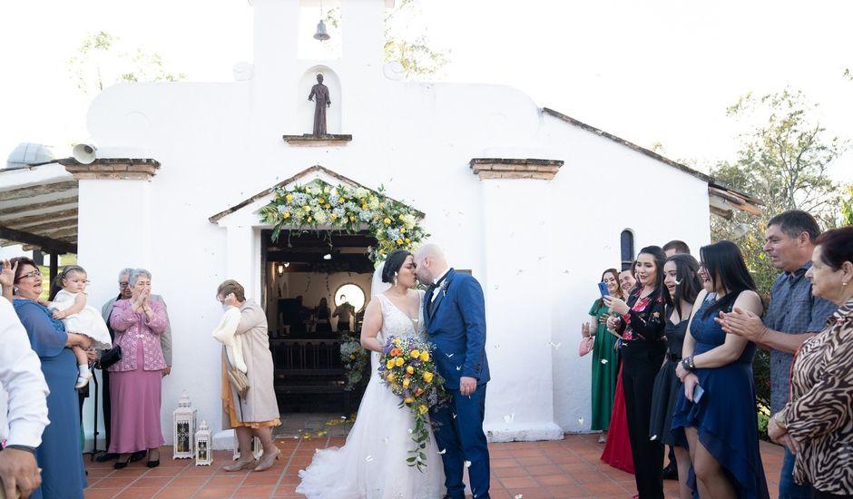 El matrimonio de Robinson y Natalia Fernanda en Rionegro, Antioquia