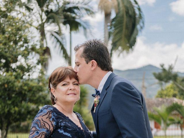 El matrimonio de Julián y Natalia en Rionegro, Antioquia 35