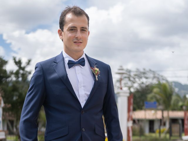 El matrimonio de Julián y Natalia en Rionegro, Antioquia 36