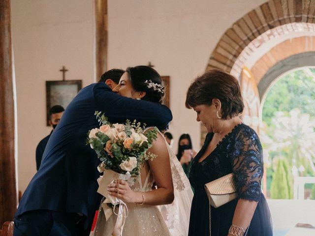 El matrimonio de Julián y Natalia en Rionegro, Antioquia 46