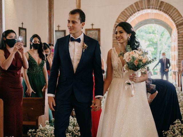 El matrimonio de Julián y Natalia en Rionegro, Antioquia 147