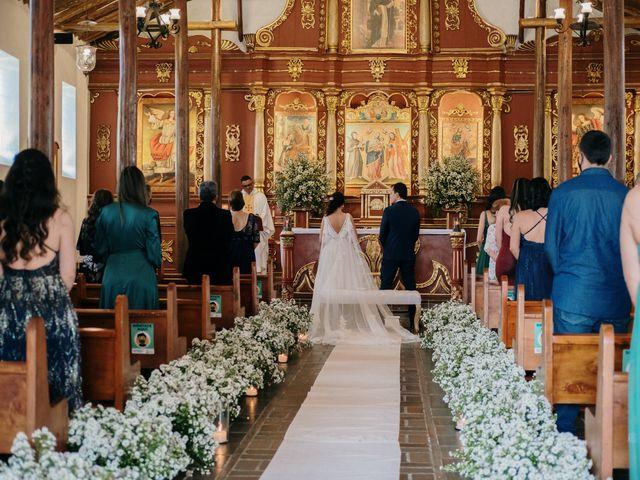 El matrimonio de Julián y Natalia en Rionegro, Antioquia 53