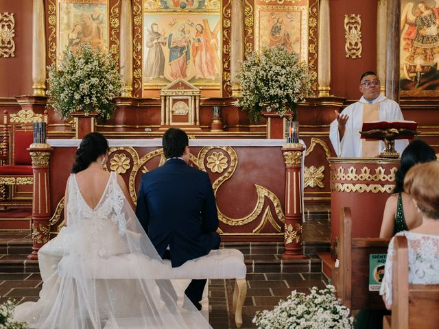 El matrimonio de Julián y Natalia en Rionegro, Antioquia 59