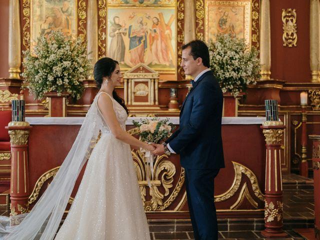 El matrimonio de Julián y Natalia en Rionegro, Antioquia 66