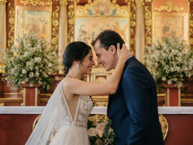 El matrimonio de Julián y Natalia en Rionegro, Antioquia 67