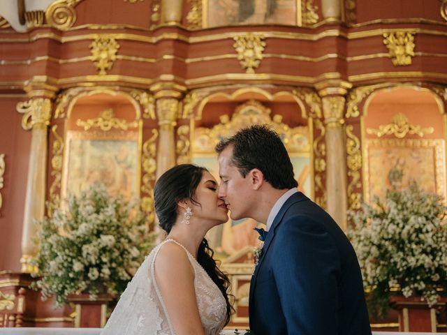 El matrimonio de Julián y Natalia en Rionegro, Antioquia 69
