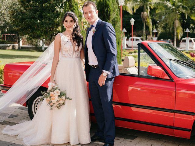 El matrimonio de Julián y Natalia en Rionegro, Antioquia 73