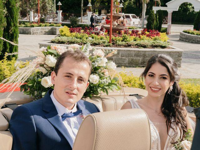 El matrimonio de Julián y Natalia en Rionegro, Antioquia 79