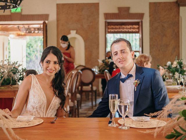 El matrimonio de Julián y Natalia en Rionegro, Antioquia 95