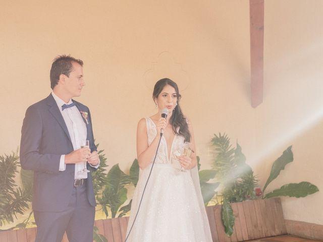 El matrimonio de Julián y Natalia en Rionegro, Antioquia 100