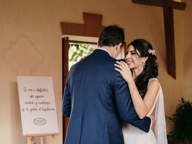 El matrimonio de Julián y Natalia en Rionegro, Antioquia 101