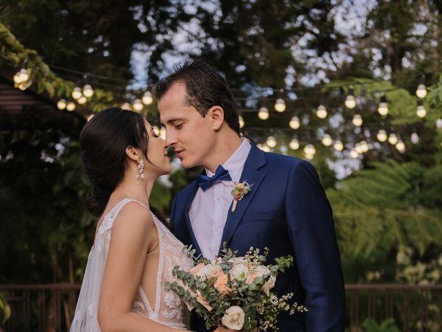 El matrimonio de Julián y Natalia en Rionegro, Antioquia 109