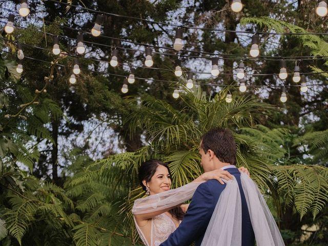 El matrimonio de Julián y Natalia en Rionegro, Antioquia 110