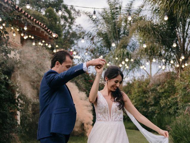 El matrimonio de Julián y Natalia en Rionegro, Antioquia 113