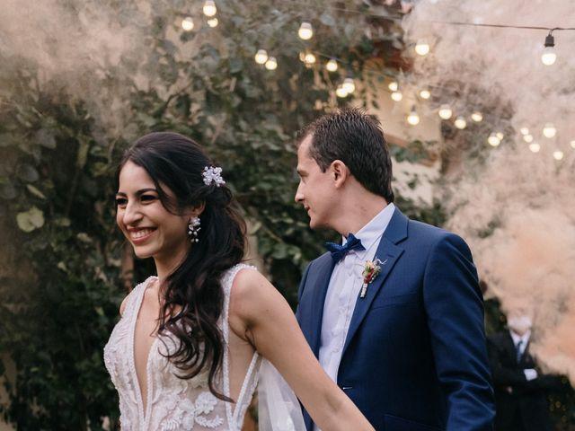 El matrimonio de Julián y Natalia en Rionegro, Antioquia 121