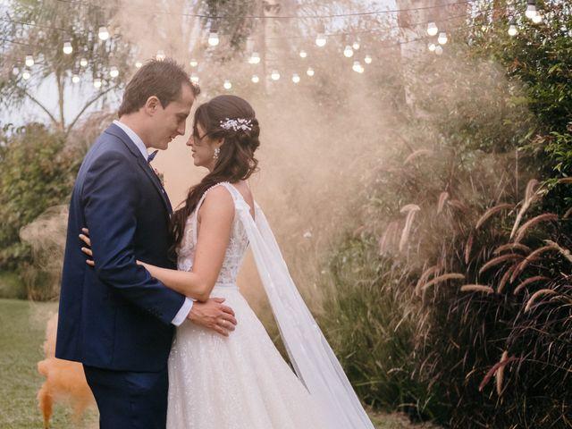 El matrimonio de Julián y Natalia en Rionegro, Antioquia 124