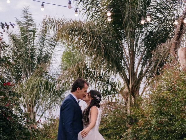 El matrimonio de Julián y Natalia en Rionegro, Antioquia 1