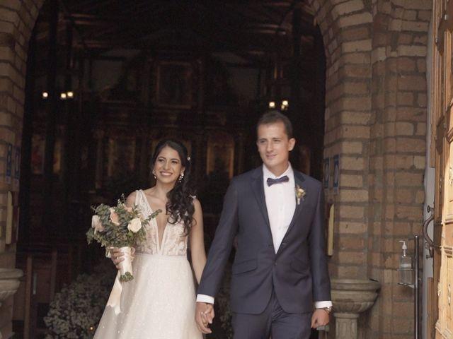 El matrimonio de Julián y Natalia en Rionegro, Antioquia 138