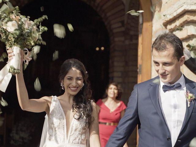El matrimonio de Julián y Natalia en Rionegro, Antioquia 140