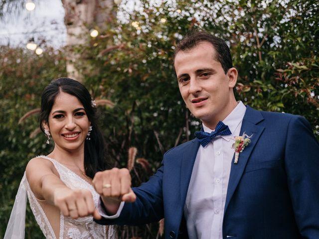 El matrimonio de Julián y Natalia en Rionegro, Antioquia 143