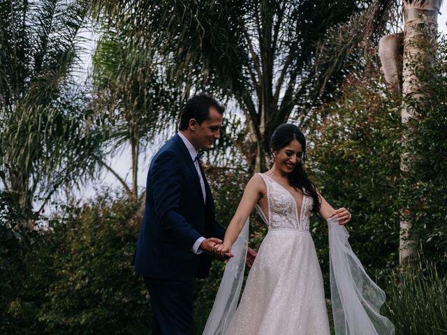 El matrimonio de Julián y Natalia en Rionegro, Antioquia 145