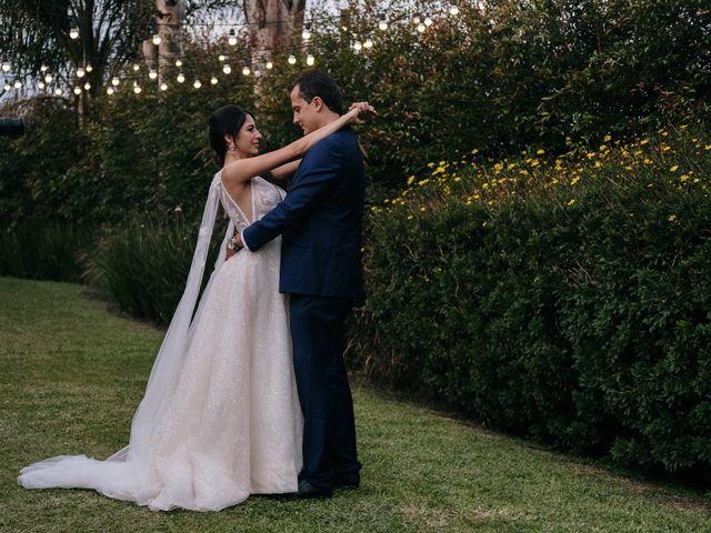 El matrimonio de Julián y Natalia en Rionegro, Antioquia 128