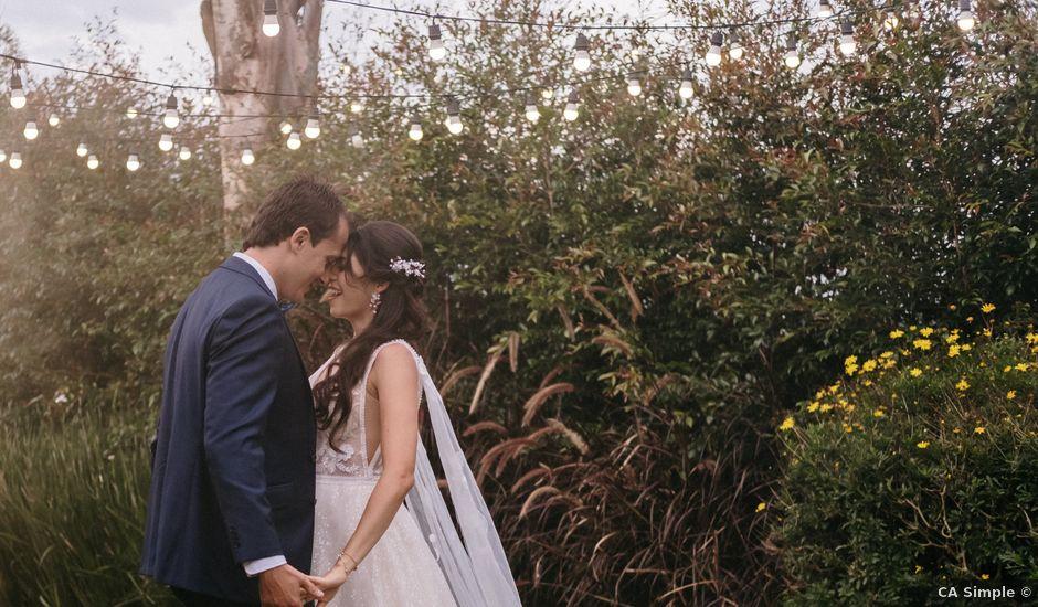 El matrimonio de Julián y Natalia en Rionegro, Antioquia