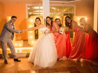 El matrimonio de Norida y Manuel 3