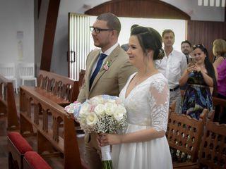 El matrimonio de Luisa Fernanda y Daniel 1