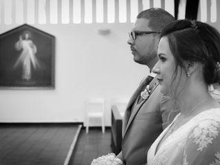 El matrimonio de Luisa Fernanda y Daniel 2