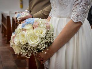 El matrimonio de Luisa Fernanda y Daniel 3
