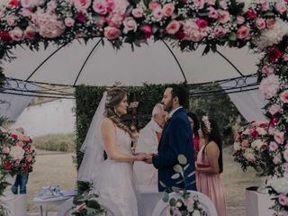 El matrimonio de Catalina y Alejandro  2