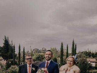 El matrimonio de Catalina y Alejandro  3