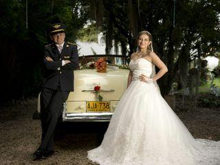 El matrimonio de Mayra y Mauro