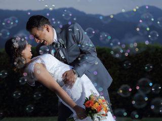 El matrimonio de Laura y Nestor