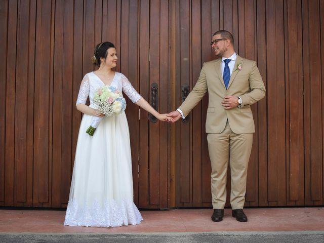 El matrimonio de Luisa Fernanda y Daniel