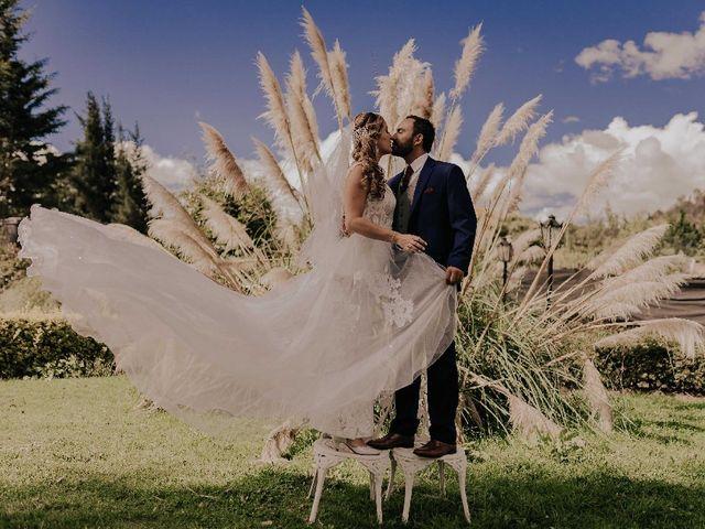 El matrimonio de Catalina y Alejandro