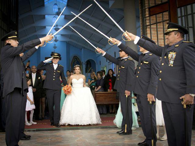 El matrimonio de Mauro y Mayra en Chía, Cundinamarca 5