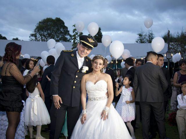 El matrimonio de Mauro y Mayra en Chía, Cundinamarca 12