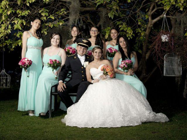 El matrimonio de Mauro y Mayra en Chía, Cundinamarca 14