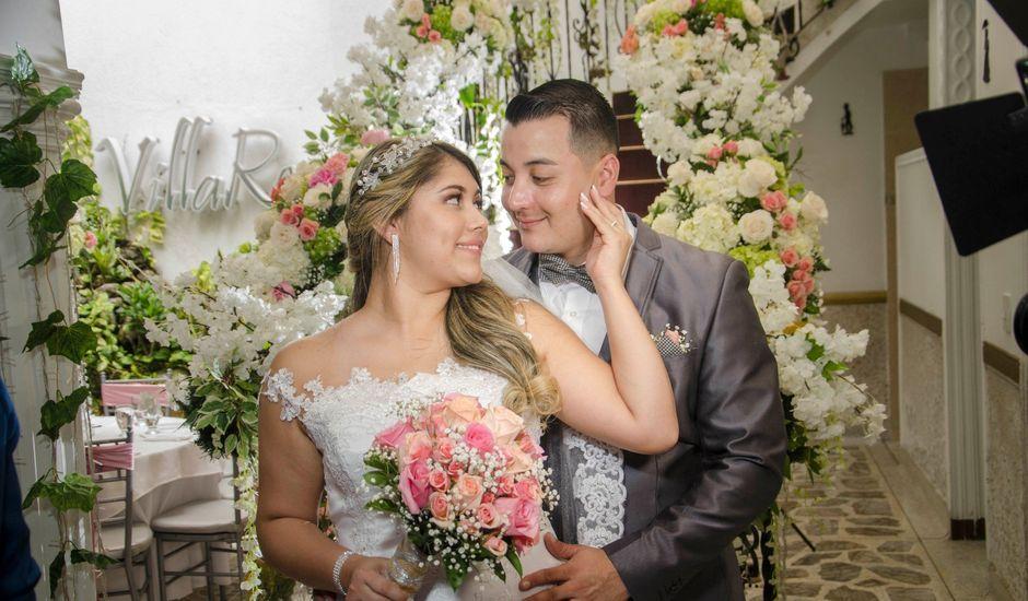 El matrimonio de Robinson y Luisa en Medellín, Antioquia