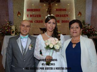El matrimonio de Lorena y Javier 3