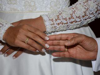 El matrimonio de Lorena y Javier 2