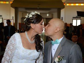 El matrimonio de Lorena y Javier 1