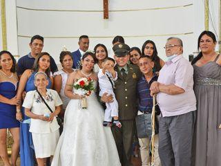 El matrimonio de Maryi  y Gerlein  1