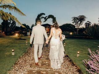 El matrimonio de Cielo Marcela   y Wilson