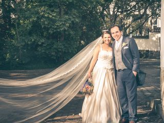 El matrimonio de Manuelita y Santiago