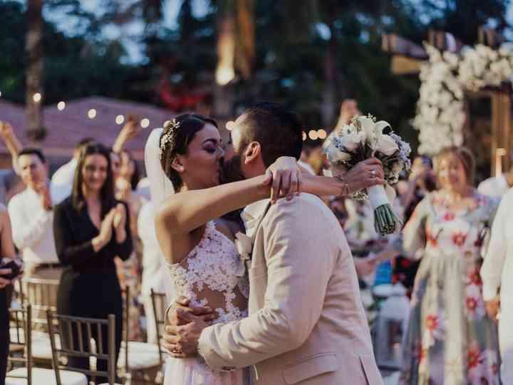 El matrimonio de Ivonne y Oscar