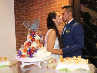 El matrimonio de Laura  y Jhonnatan